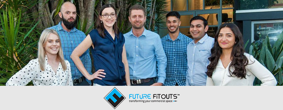 Image of FF Team | Featured image for choosing a commercial fitout contractor.