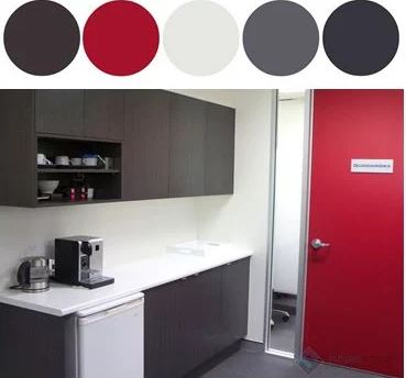 4 Stunning Office Colour Scheme Inspirations Future Fitouts
