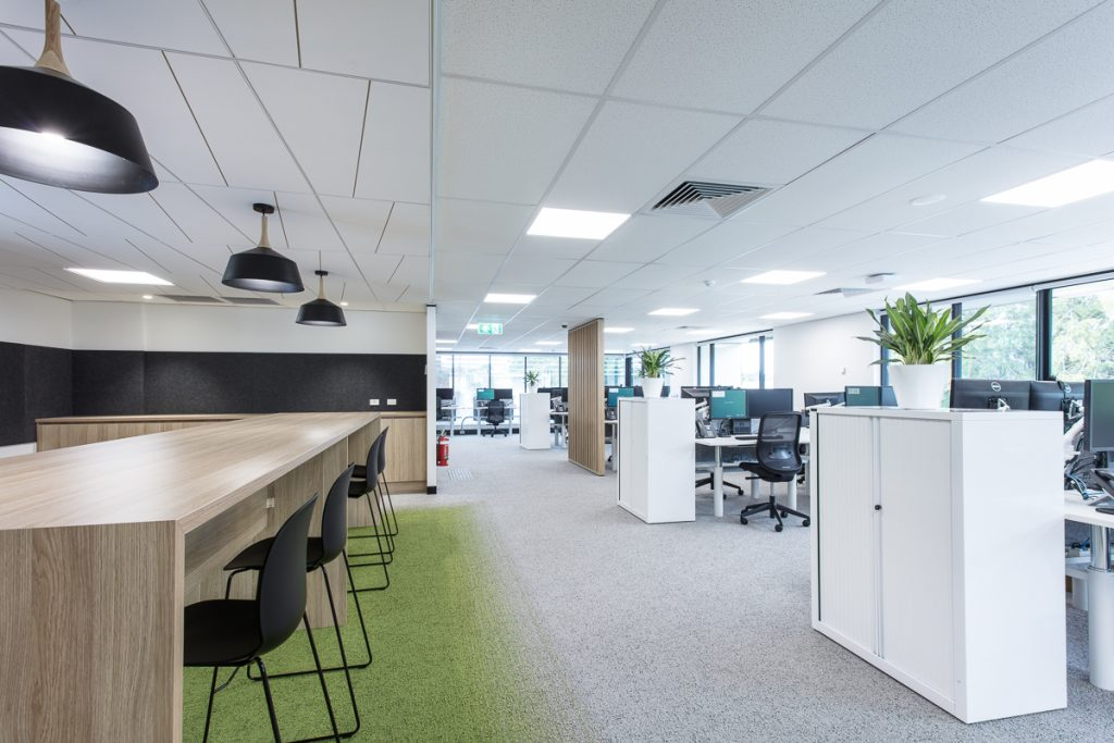 Suncorp Insurance Facility Fitout 3