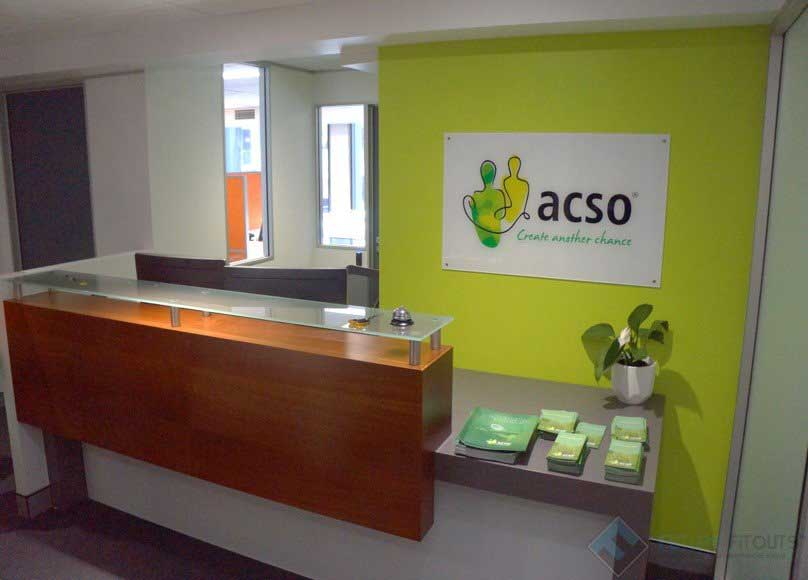 ACSO Office Fitout