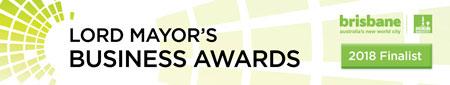 Lord Mayor's Business Awards 2018 Finalists Logo