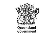 QLD Government Logo.