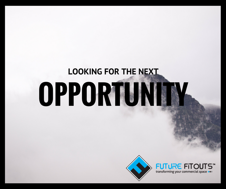 Looking for the next opportunity?