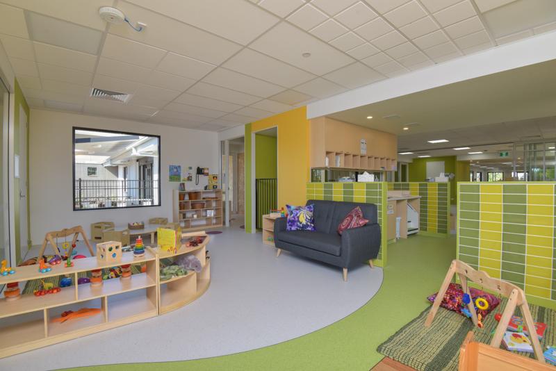 C + K Childcare Fitout - Inside 2
