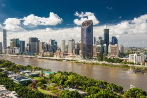 Brisbane Daytime Skyline | Where to Open a Company – Best Brisbane Suburbs Page