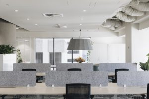 Office & Panels | Featured image for office noise reduction tips blog.