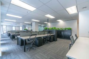 Sentinel Property Group Spec Office Fitout | Featured image for office organisation tips blog.