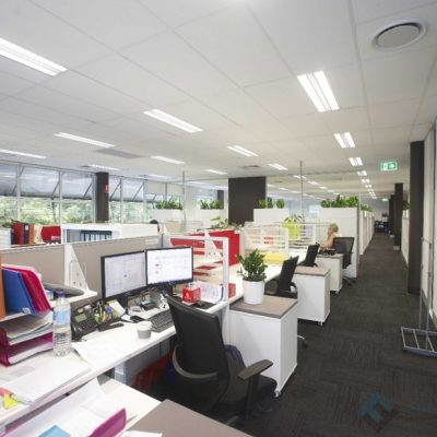 C&K Childcare Head Office Fitout 1